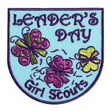 Girl Scout Leader Day