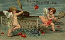 A message of true love