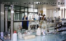 April 23rd - World Laboratory Day