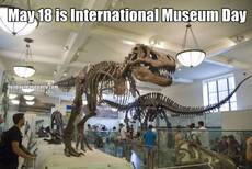 May 18 is International Museum Day