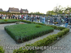 Happy Dodenherdenking