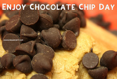 Enjoy Chocolate Chip Day