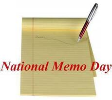National Memo Day