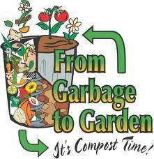 From garbage to garden, it's compost time!