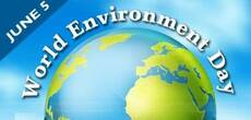June 5 World Environment Day