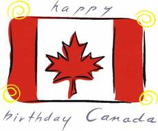 Happy Birthday Canada