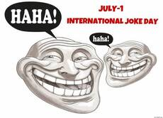 July 1 International Joke Day