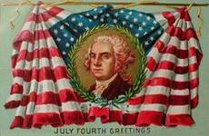July Fourth Greetings