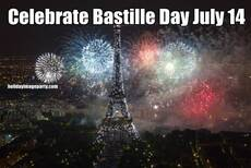 Celebrate Bastille Day July 14