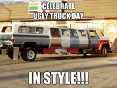 Celebrate Ugly Truck Day In Style!