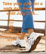 Take Your Pants for a Walk Day