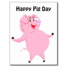 Happy Pig Day