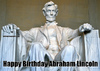 Category Abraham Lincoln's Birthday